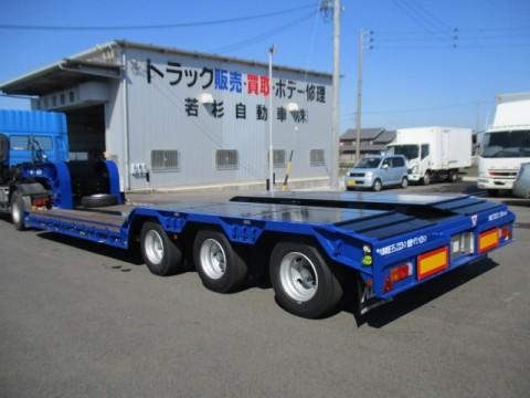 日通商事 12輪重機用トレ-ラ
